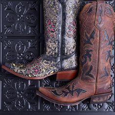 CINCH EDGE & Johnny Ringo Boots Women