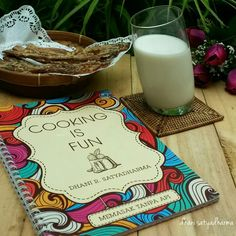 """My first book """" Cooking Is Fun """""""