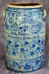 James Hamilton, Eagle Pottery, Greensboro, Pa.