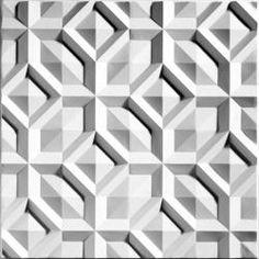 Doric Ceiling Tiles feature a contemporary geometrical design and angular lines. Drop Ceiling Tiles, Dropped Ceiling, White Ceiling, Border Tiles, Tile Crafts, Floor Patterns, Celtic Designs, Decorative Tile, Decorative Accessories