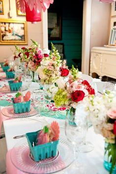 Bridal Shower Ideas - The Wedding Chicks