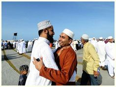 Eid celebrations around the world!