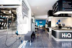 The Best Auto Repair Information In The World – Automotive Showroom Interior Design, Garage Interior, Auto Parts Shop, Buy Tires, Mechanical Workshop, Workshop Design, Garage Design, Car Shop, Car Wash