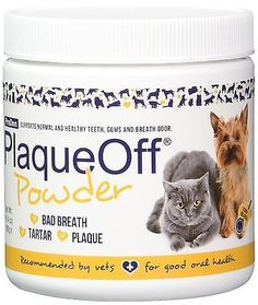 Oral Hygiene 116394: Proden Plaqueoff Dental Care For Dogs And Cats, 180Gm Brand New! -> BUY IT NOW ONLY: $35.78 on eBay!
