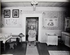 """Zofia Rydet was one of the most prominent characters in polish photography.   Her major, monumental work is """"Zapis socjologiczny"""" (Sociological record""""). In period 1978-1990 she visited hundreds of villages in provinces of Suwałki, Lublin, Rzeszów, Kraków, in Silesia, regions of Spisz, Orawa, Podhale.   Read and see more: http://forum.polishorigins.com/viewtopic.php?t=2097"""