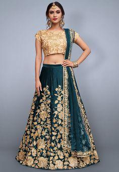 Buy latest collection of Lehenga Choli for women & girls. Shop for Wedding Lehenga Sarees, Lehenga Suits at best price range. Get Lehenga Choli with fancy Dupattas in various colours & designs from top brands like Inddus, Triveni, Chhabra Lehnga Dress, Lehenga Blouse, Bridal Lehenga Choli, Indian Lehenga, Silk Lehenga, Ghagra Choli, Banarsi Saree, Lehenga Skirt, Sharara