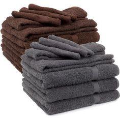 Costco: Soft Touch 9-piece Towel Set