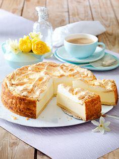 Köstlicher Kuchen mit glänzendem Extra.