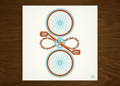 Cycle Cycle by Skinny Ships $20