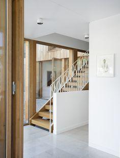 Fenêtres en chêne huilé - Swiss Fermetures Divider, Loft, Bed, Furniture, Home Decor, Decoration Home, Stream Bed, Room Decor, Lofts