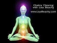Chakra Clearing, Balancing & Healing Guided Meditation Video