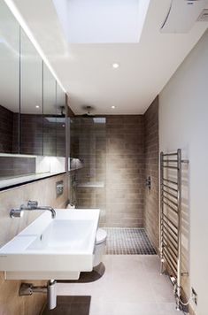 Small Ensuite Shower Rooms Design Ideas, Pictures, Remodel and Decor