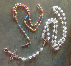 making rosaries