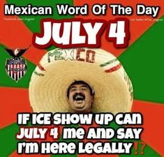 I'm not drinking on my birthday Said no juan ever - Successful . Mexican Word Of Day, Mexican Words, Funny As Hell, The Funny, Funny Shit, Stupid Jokes, Funny Jokes, Hilarious, Political Cartoons