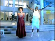 WHITNEY HOUSTON & BOBBY BROWN ~ Something in Common....great song.
