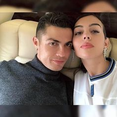 Cristiano and Georgina { Cristiano and Georgina { } Ronaldo Wife, Love Psychic, Cristiano Ronaldo Cr7, Ootd, Love Is Patient, Glamour, Good Wife, Irina Shayk, All About Fashion