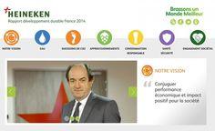 La démarche RSE d'HEINEKEN en France récompensée par le Trophée de l'Economie Responsable