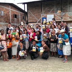 Heading out in service in Ecuador.   http://MinistryIdeaz.com