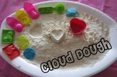cloud-dough-pate-nuage une autre pâte à base de farine