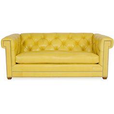 Claybourne Sofa found on Polyvore