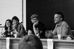 #alcaldesriquiños Jorge Suárez (Ferrol), Martiño Noriega (Santiago) y Xulio Ferreiro (Coruña)