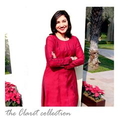 The Luxury Label's Claret Collection for #indianofficewear ##indianworkwear #Indianofficefashion #indianformals