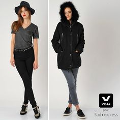Collection capsule baskets femme Sud Express x Veja