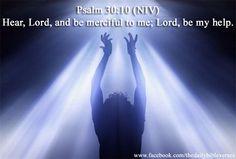 Psalm 30:10 | ... lord be my help psalm 30 10 سن لے اے خداوند اور مجھ