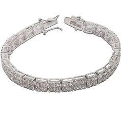 Bracelet indien en argent fin et Zircons - Cadeau Anniversaire: ShalinCraft: Amazon.fr: Bijoux