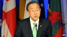 Rio+20: Progress on Earth issues 'too slow' - UN chief