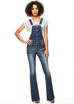 DOLLHOUSE FLARE OVERALL #style #fashion #trend #onlineshop #shoptagr