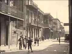 ▶ 1920s New Orleans Film Clips - been watching, Boardwalk Empire on netflix and really feeling the 1920's vibe,Gatsby looks good  too