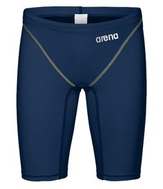 e43a2fa6f5 Arena Boys Powerskin St 2.0 Jammer Swimming Bottoms, Navy, Size 24. New  ergonomic