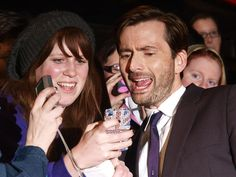 21 Photos Of David Tennant That Will Make You Want To Be His Girlfriend- Huffington Post Canada