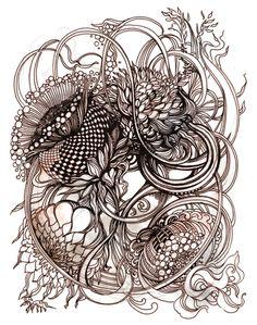 Irina Vinnik - Ilustraciones