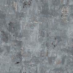 Dutch Exposed Warehouse behang EW3502 Staal | Trendy behang | www.behangwereld.nl