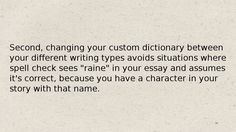 How To add a word to the dictionary in microsoft word