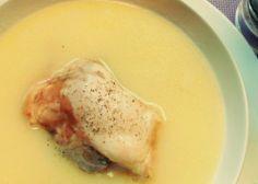 Πεντανόστιμη κοτόσουπα με σάλτσα αυγολέμονο | HuffPost Greece Mashed Potatoes, Pork, Meat, Chicken, Vegetables, Soups, Cooking, Breakfast, Ethnic Recipes