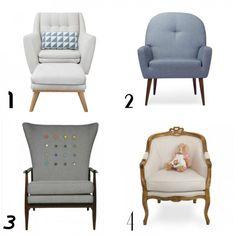 As três coisas essenciais no quarto de um bebê - por Ameise Design - Just Real Moms