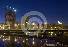 Download Night Scene With Illuminated Bridge Over River In Donetsk Royalty Free Stock Images for free or as low as $0.20USD. New users enjoy 60% OFF. 23,264,706 high-resolution stock photos and vector illustrations. Image: 40328839