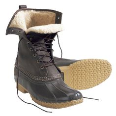 Some day I will have a lifestyle where owning boots like this is practical, for shoveling manure in the rain for example... Hand made in Vermont.