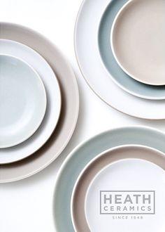 [Heath Ceramics] I LOVE these!!!