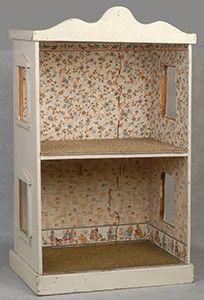 neat dollhouse idea