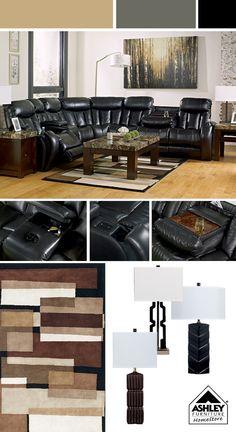 mega lounger sectional ashley furniture homestore