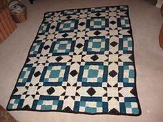 Ravelry: Blackford's Beauty Crochet Quilt pattern by C.L. Halvorson