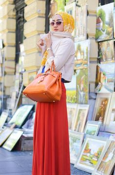 Hijab Modern Dian Pelangi dian > on pinterest hijabs , hijab styles ...