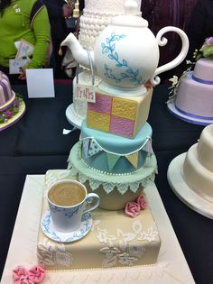 Made With Pink: London Cake International Show
