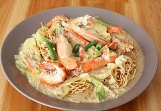 Sang Har Mee/Freshwater Prawns Noodles   My Kitchen Snippets