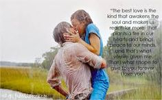 Favorite quote from the Notebook-for Todd...the answer to my prayers
