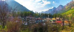 Lets take a walk along the #Unmatched #Beauty of #Himachal http://goo.gl/FkDkFN  #IncredibleIndia